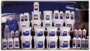 Aqua Pool Products, specialty chemicals