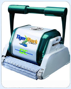 Automatic Pool Cleaner - Tiger Shark QC