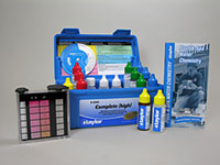 Complete Pool Test Kit K-2005 (22ml)